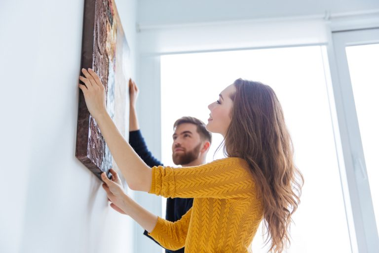 Derfor skal du have kunst i dit hjem